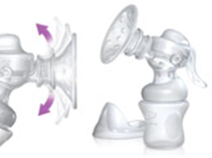 Picture of Rhythm™ Electric Breast Pump Set