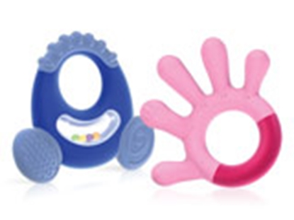 Picture of Softees™ Hard and Soft Teether
