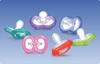 Picture of SoftFlex™ Classic Oval Pacifiers