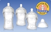 Picture of 2pk Step 1 SoftFlex™ Silicone Nurser™