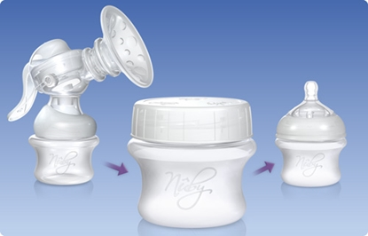 Picture of Store n' Feed™ Breastmilk Storage Containers