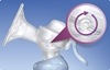 Picture of SoftFlex™ Comfort Breast Pump