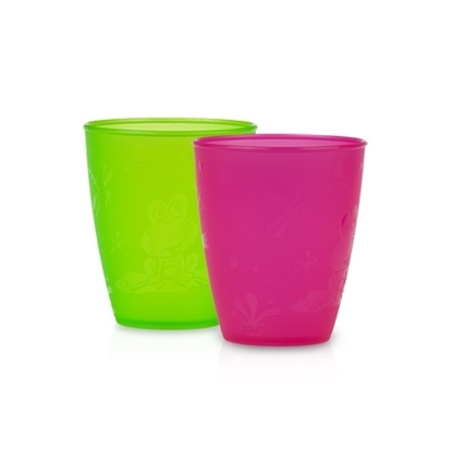 Picture of 2pk Embossed Tumblers™