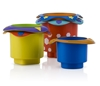 Picture of Разноцветные стаканчики - формочки