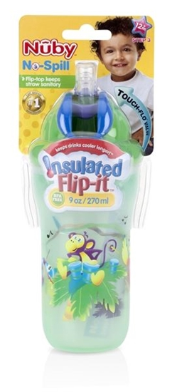 Picture of Insulated No-Spill™ Flip-it™