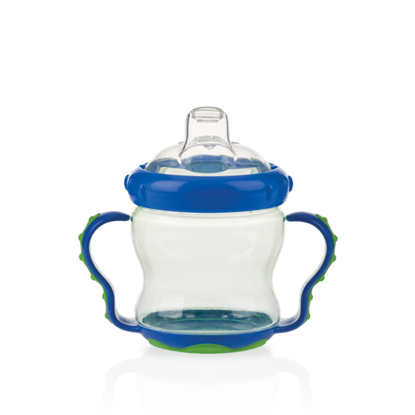 Picture of No-Spill™ 2-Handled Soft Sipper Cup