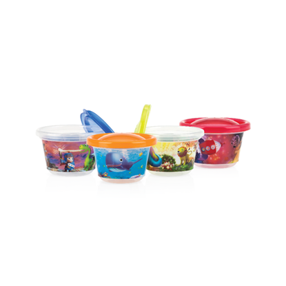 Picture of Wash or Toss™ Snack Cups