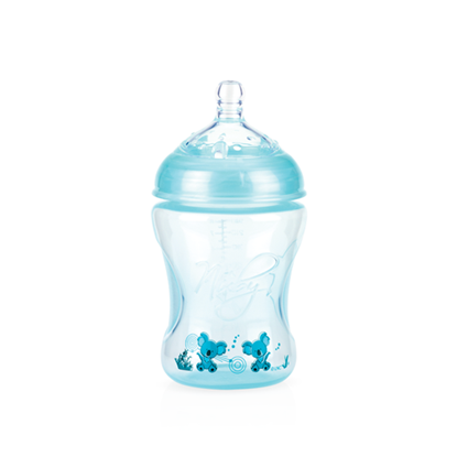 Image de Nûby Natural Touch SoftFlex™ Natural Nurser™ en polypropylène