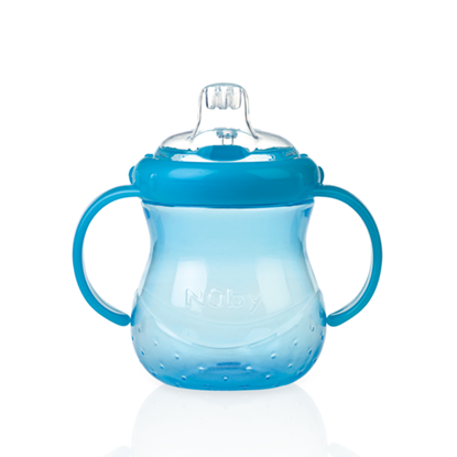 Picture of No-Spill™ Twin Handle Silicone Spout Cup