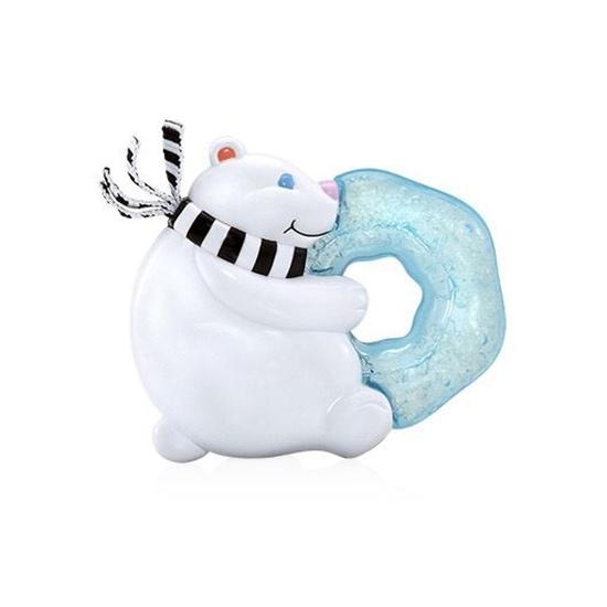 Image sur Nûby Anneau de dentition Coolbite Polar Pal