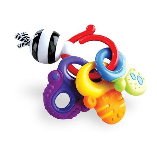Picture of Funkeys™ Teether