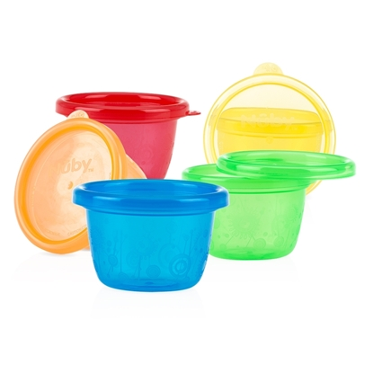 Picture of Wash or Toss™ Stackable Snack Cups 6pk