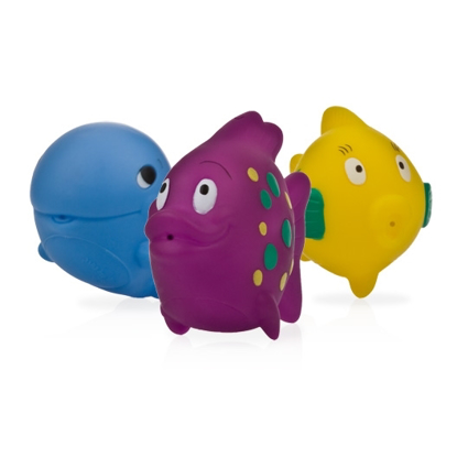 Picture of Fun Fish Squirters - 3 pack