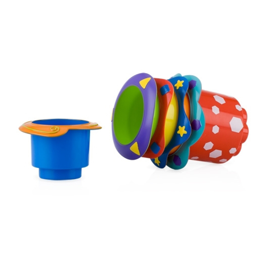 Picture of Splish Splash™ Stacking Cups - 5 pack
