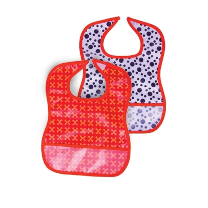 Picture of Easy Clean Bibs (Large)-2 Pack