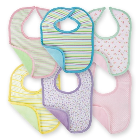 Picture of Reversible Bibs (Small) - 6 Pack