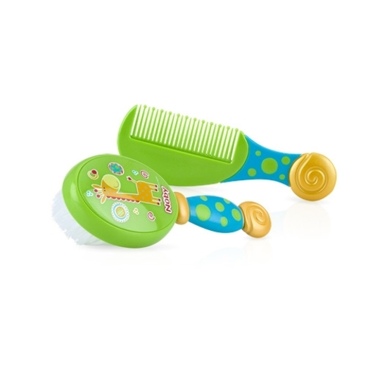 Picture of Comfort Grip™ Comb & Brush