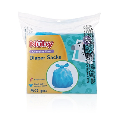 Picture of Diaper Sacks - 50 count
