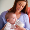 Picture of Comfort™ 360° PLUS+™ Soft Squeezable Silicone Anti-Reflux & Anti-Colic 5oz Bottle