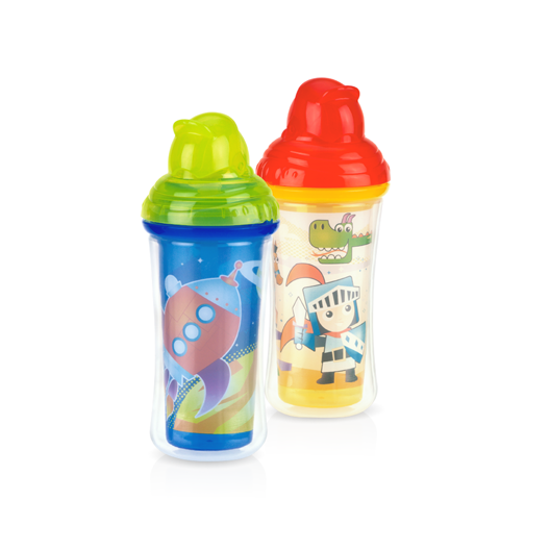 Picture of Clik-it™ Insulated Flip-it™ Cup - 2 pack