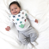 Picture of Soft Trends™ Cotton Muslin Bib - 2 pack