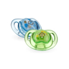 Picture of 6-12m Prism Pacifier - orthodontic baglet - 2 pack