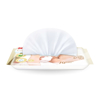 Picture of Comfort™ Face & Hand Wipes - 10 count