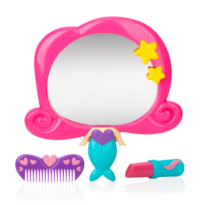 Picture of Mythical Mermaid Mirror Bath Set