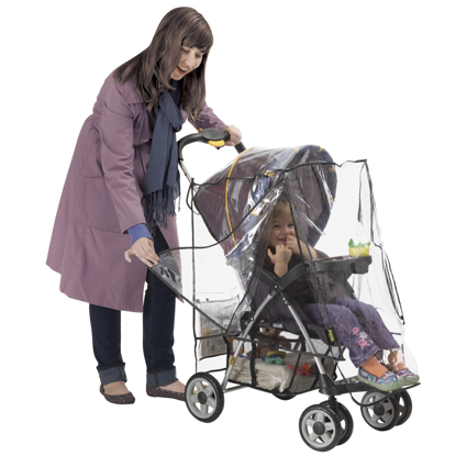 Picture of Deluxe Stroller Weather Shield