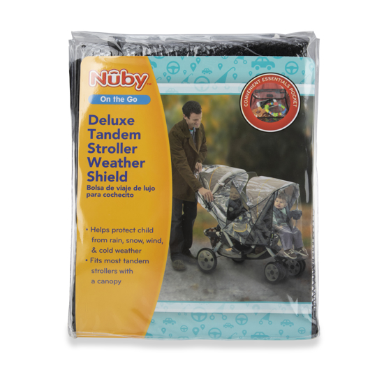 Picture of Deluxe Tandem Stroller Weather Shield