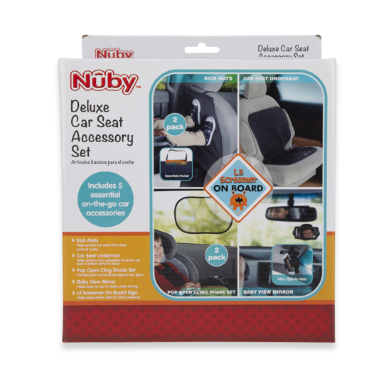 Picture of Deluxe Car Seat Accessory Set