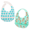 Picture of 100% Silicone Bib - 2 pack